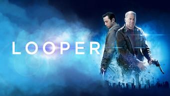 Is Looper 2012 On Netflix Australia
